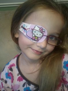 Amblyopia Kids Network | Adventures in Amblyopia (Lazy Eye): Eye Patch Review: Eye-Lids cloth patches