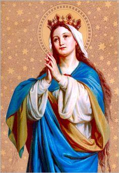 Jesus Fonte de Luz: OS DONS DO ESPÍRITO SANTO EM MARIA - Dom da Piedad...