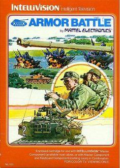Armor Battle(Intellivision)