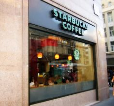 Starbucks - Madrid