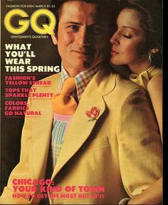 GQ March 1973