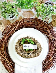 You Know Your Place Setting is Southern When…. (And a Giveaway)