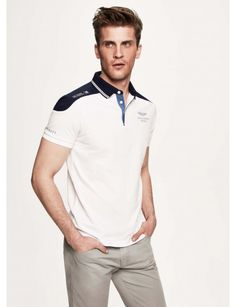 base WHITE 800 Smart Casual Polo Shirt, Polo Shirt Style, Polo Rugby Shirt, Mens Polo T Shirts, Boys T Shirts, Golf Shirts, Men's Polo, Camisa Polo, Polo Design