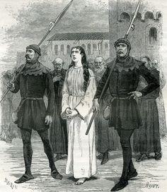 IVANHOE - Arrestation de Rebecca