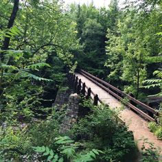 Eau Claire Dells County Park is one of these hidden crown jewels of Marathon County, Wisconsin, It is divided in half by a river, over which there is a bridge.