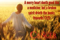"""It's a new year so start fresh. Replenish your spirit and smile every single day. It really does do a world of good. Happy, HEALTHY New Year, beautiful friends! Proverbs 17:22's words, """"A merry heart doeth good like a medicine: but a broken spirit drieth the bones."""" Please re-pin to share with your family & friends! For more inspiration, visit our """"Inspirational Quote"""" board. Together we are changing the world and saving lives everyday! <3"""