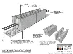 bond beam - Google Search