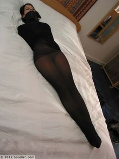 Nylon Encasement on a Bed