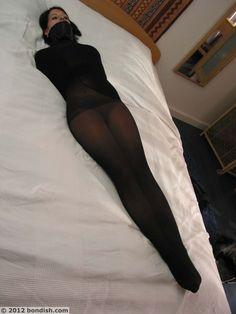 Nylon Encasement on a Bed