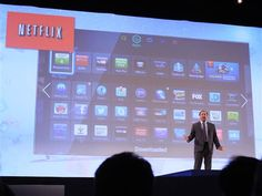 Samsung rethinks Smart TV (and we're impressed) (Photo: Wilson Rothman / NBC News) Content Marketing, Internet Marketing, Digital Marketing, Internet Tv, Marketing Plan, Business Marketing, Tv 40, Hbo Go, All Tv