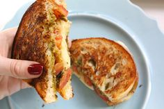 amp up your grilled cheese game