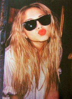 Mary Kate Olsen #babetown