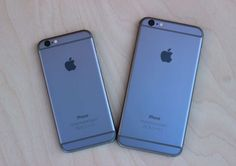 Iphone 6 and Iphone 6 Plus #iphone6 #iphone6plus
