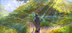Gli Arcani Supremi (Vox clamantis in deserto - Gothian): Tolkien fan art