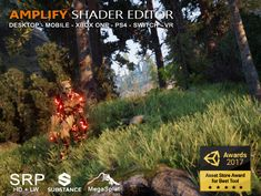 Get the Amplify Shader Editor package from Amplify Creations and speed up your game development process. Find this & other Visual Scripting options on the Unity Asset Store. Cartoon Town, Farm Cartoon, Fantasy Village, Fantasy Forest, Unity Software, Horror Sounds, Unity Games, Ps4 Or Xbox One, Motion Capture