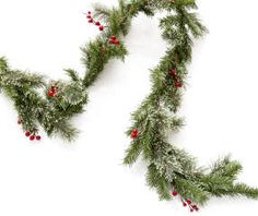 I found a Cashmere Berry Pine Garland, (6') at Big Lots for less. Find more Wreaths & Garlands at biglots.com!