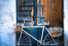 A bicycle from Patra Ahaia Greece