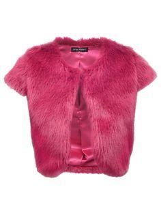 Faux Fur Bolero, Faux Fur Gilet, Faux Fur Jacket, Kids Fashion, Womens Fashion, 50 Fashion, Fashion Online, Luxury Fashion, My Style