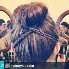 #Crossed #Wicker #Hairstyle @hairstyleaddict... — | Wicker Furniture Blog www.wickerparadise.com