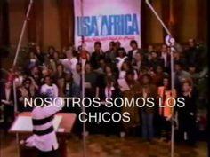 We are the world - Usa for Africa (subtitulos Español) Ingeniero de Grabación, Benny Faccone