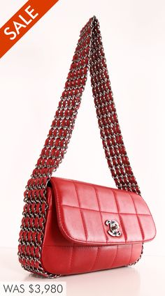 CHANEL SHOULDER BAG @Michelle Coleman-HERS