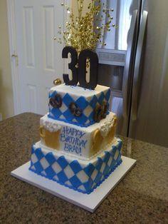 oktoberfest cakes - Google Search