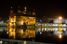 The Golden Temple, Amritsar, Punjab, India by Meraki Photography on 500px
