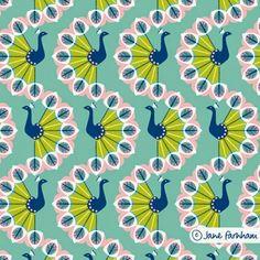 print & pattern: jane farnham