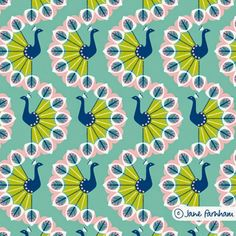 print & pattern: FABRIC PREVIEW - jane farnham