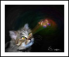 Romina Arcaute New Art, Cats, Animals, Gatos, Animales, Animaux, Animal, Cat, Animais