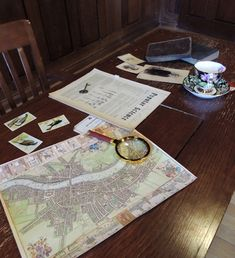 Poison in Princeton: A Sherlock Holmes Escape Room | Pop Goes the Page