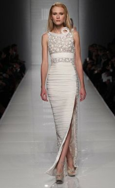 TONY WARD SPRING 2012 HAUTE COUTURE COLLECTION