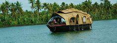 Kuttanadu house boat Kerala in India