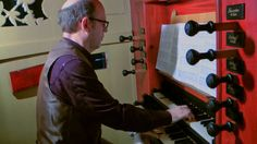 Willem van Twillert plays his Psalm 22, MEERE-organ [1809] MEERE-organ, Epe