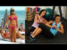Get your belly ready for the beach! These five ab and core exercises will help you rock your bikini!