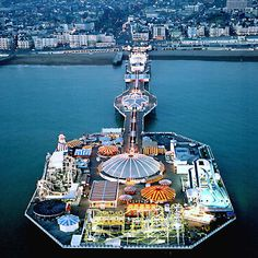 Brighton Pier, Sussex, UK. So many happy memories of wonderful days spent here.