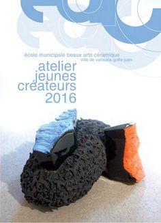 Exposition Atelier jeunes créateurs, Ecole des Beaux-Arts de Vallauris - jusqu'au 14 mai 2016