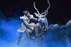 How Frozen's reindeer Sven made it to Broadway Frozen On Broadway, Frozen Musical, Frozen Movie, Theatre Shows, Theatre Nerds, Music Theater, Sven Frozen, Heroes Actors, Marvel Heroes