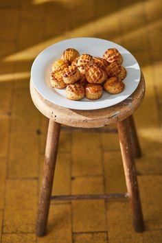 Klasszikus káposztás pogácsa   Street Kitchen Cereal, Baking, Breakfast, Food, Eat, Drink, Street, Kitchen, Caramel