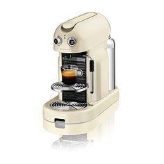 DeLonghi EN 450.CW Nespresso Maestria, crema