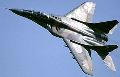 MiG-29 Fulcrum Fighter Bomber - Airforce Technology