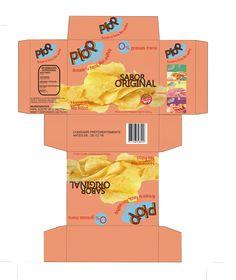 Corrección packaging Snaks