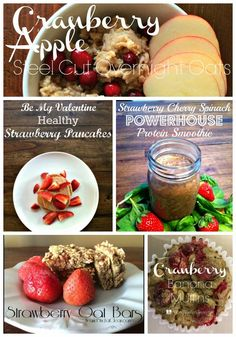 Eat Clean Valentines Day Breakfast Ideas | He and She Eat Clean