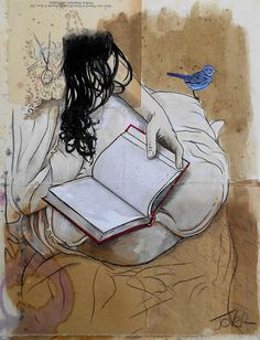 moments in another place by Loui Jover