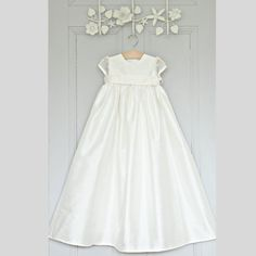 Christening Gown 'Ivy' by Adore Baby. Baptism Gown