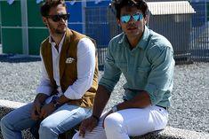 Street Style Moda Hombre Primavera Verano 2015