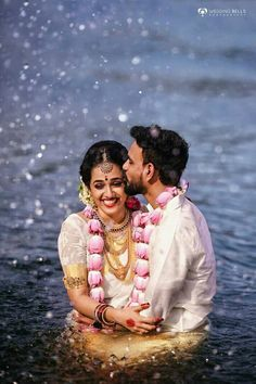 This Couple Got Drenched in Water After Pheras for a Fun & Sensuous Shoot! Indian Wedding Couple Photography, Wedding Couple Poses Photography, Couple Photoshoot Poses, Pre Wedding Photoshoot, Photoshoot Ideas, Wedding Shoot, Wedding Couples, Wedding Bride, Photography Ideas