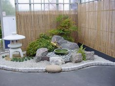 Zen garden ideas are getting more and more popular and a reasonable way for relax. You might even design a little Zen garden in your dwelling. Full instructions about how to make a mini zen garden you're in a position to find here. Garden Design Ideas Uk, Rock Garden Design, Garden Landscape Design, Garden Inspiration, Garden Landscaping, Landscaping Ideas, Small Front Garden Ideas Uk, Modern Landscaping, Small Japanese Garden