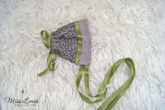 Baby Bonnet, Newborn Bonnet, Baby Lace Bonnet, Infant Bonnet, Beige Baby Bonnet, Beige Newborn Bonnet, Newborn Photo Prop, Photography Props