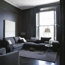 24 Beautiful Living Room Design Ideas That Makes You Jealous Georgian Interiors, Georgian Homes, Dark Interiors, Georgian Townhouse, Grey Walls Living Room, Grey Room, Living Room Furniture, Brown Furniture, Decor Inspiration
